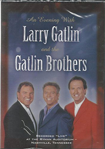 Larry Gatlin - An Evening with Larry Gatlin and the Gatlin Brothers (Dvd Brothers Gatlin)