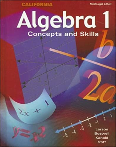 Bajar Gratis Fromworm A Ipad «Algebra 1 California»