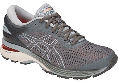 ASICS Gel-Kayano 25 Women's Running Shoe, Carbon/Mid Grey, 13 B(M) US