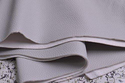 1.0mm Light Grey Leather,wearproof Sofa Leather Fabric,1....