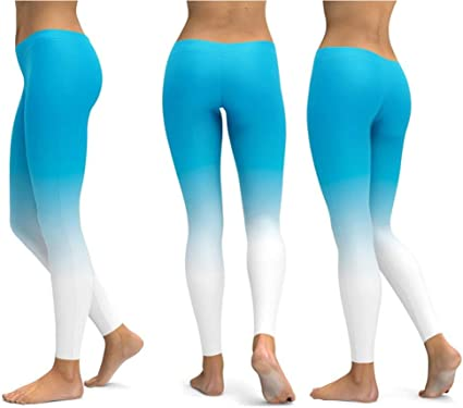Women Yoga Leggings Workout Sports Running Push Up Gym Wear Elastic Slim Pants