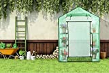 Ohuhu Greenhouse for Outdoors with Observation