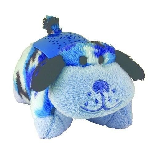 Dream Lites Pillow Pets Mini - Blue Camo Puppy - As Seen ...