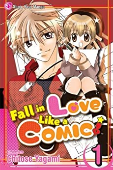 Fall In Love Like a Comic, Vol. 1 by [Yagami, Chitose]