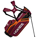 Virginia Tech Hokies Caddie Carry Hybrid Golf Bag