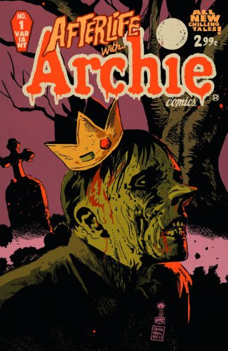 - Afterlife with Archie #1 (Francavilla Variant Cover)