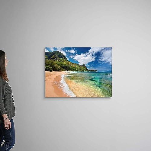 Hawaii Canvas Wall Art
