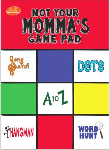 Momma Pad - Not Your Momma's Game Pad