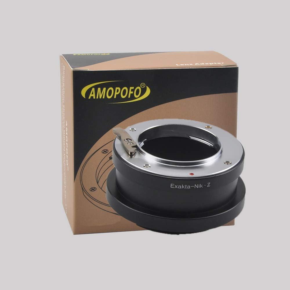 Micro Four Thirds M4//3 lens to Nikon Z mount Mirrorless full frame adapter Z7 Z6