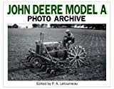John Deere Model A Photo Archive, P. A. Letourneau, 1882256123