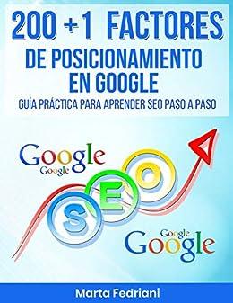 Amazon.com: 200 + 1 Factores de Posicionamiento en Google en ...