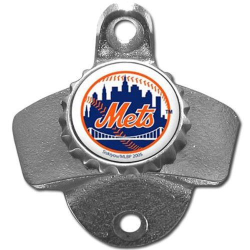 MLB New York Mets Wall Bottle Opener