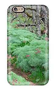 Tina Chewning's Shop Hot 9049860K56085591 Top Quality Case Cover For Iphone 6 Case With Nice Forest Appearance