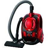 Black+Decker AP4000-BR Aspirador de Po 127V, Preto/Vermelho