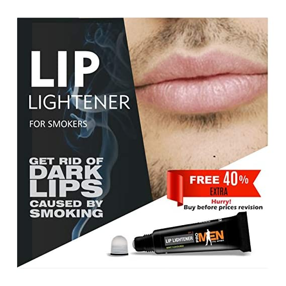 PRO MEN Lip Lightener For Smokers 10 grams with SPF 15