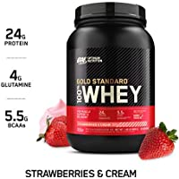 Optimum Nutrition Gold Standard 100% Whey Protein Powder, 31.68 oz