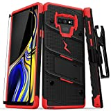 Zizo 1BOLT-SAMGN9-BKRD Bolt Cover Kickstand and