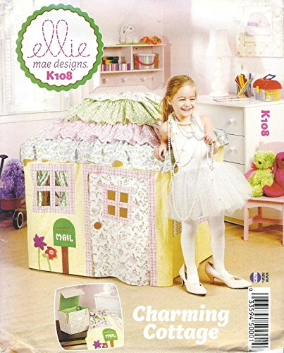 Kwik Sew 108 Charming Cottage Sewing Pattern supplier:sailorsparadise by instrainclug