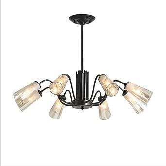 Lamparas de techo modernas JIAQI Luz Lámpara de Lujo Personalidad ...