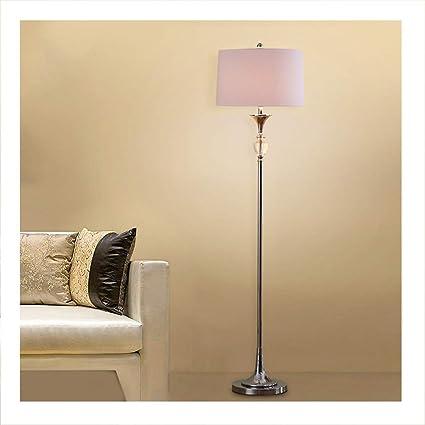 YliJkeT Lámpara de pie de Ahorro de energía LED, Dormitorio ...