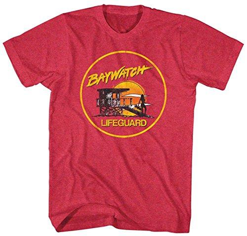 Baywatch - Lifeguard T-Shirt Size S
