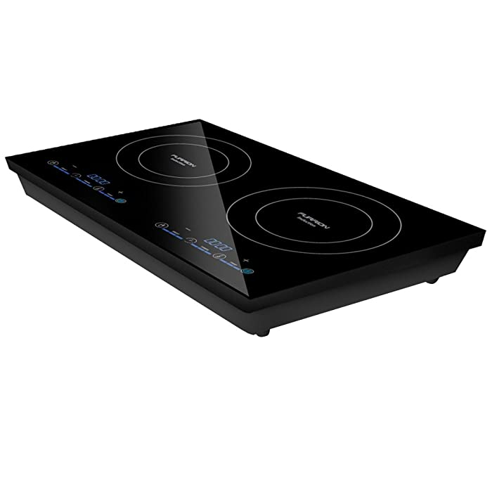 Furrion 381578 FIH2ZEA-BG RV Dual Burner Induction Cooktop