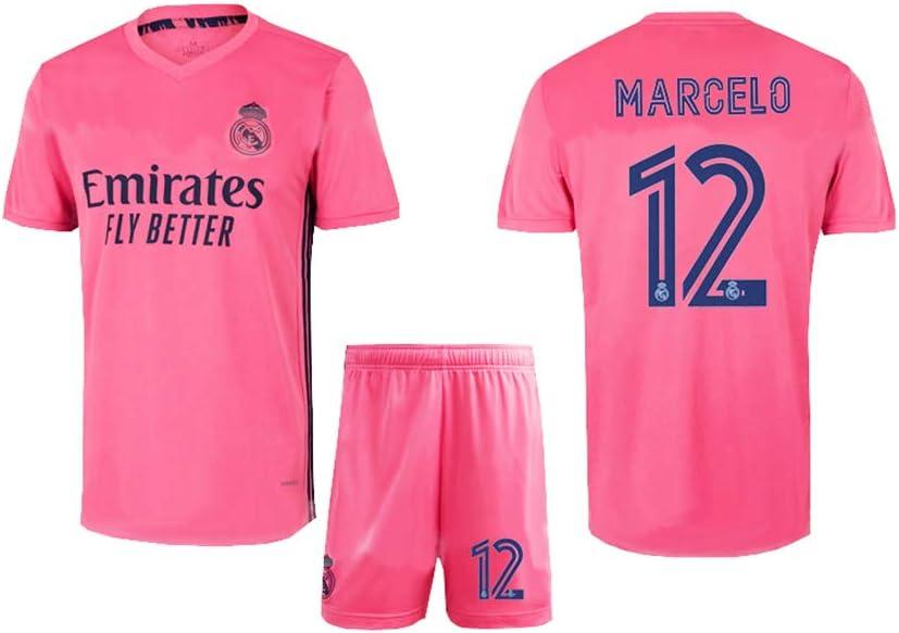 LCHENX-2020-2021 Real Madrid Football Club Marcelo/ISCO Fans ...
