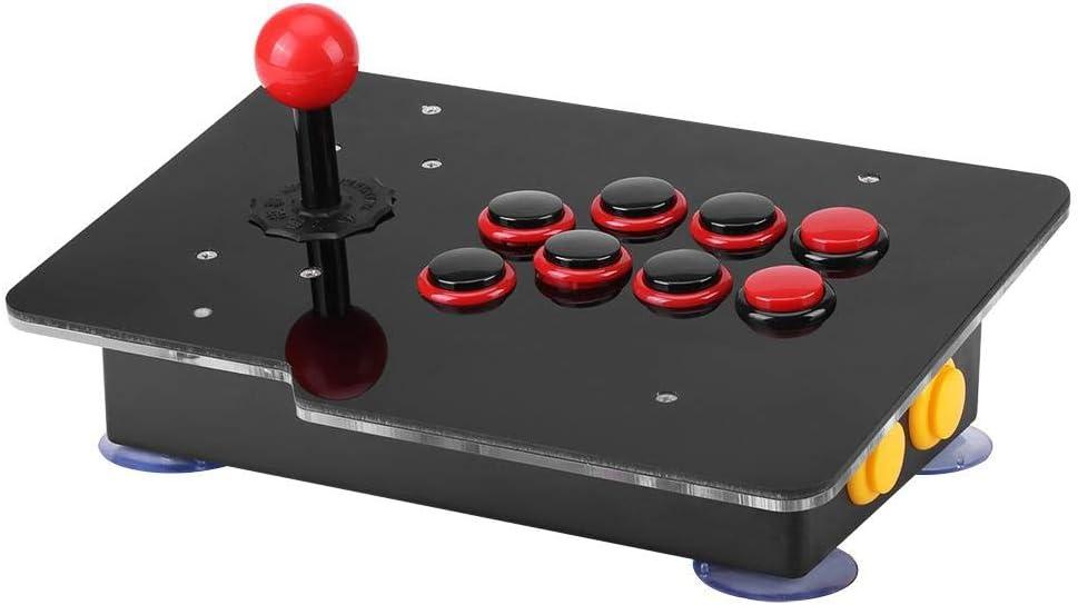 USB Street Fight Stick Joystick Kit Controller Gioco Arcade Gioco di Combattimento Joystick Controller Arcade Fight Stick