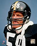 Pittsburgh Steelers Jack Lambert 8x10 Color Photo