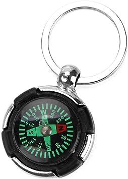 Reloj De Bolsillo Brújula Llavero Mini Brújula De ...