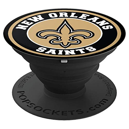 Cell Saints (New Orleans Football - PopSockets Grip and Stand for Phones and Tablets)
