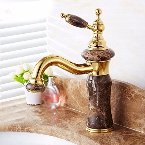 redation of the U Hlluya Professional Sink Mixer Tap Kitchen Faucet The tap and sink, hot and cold, jade, single handle single hole, mixers, bath, redary, W