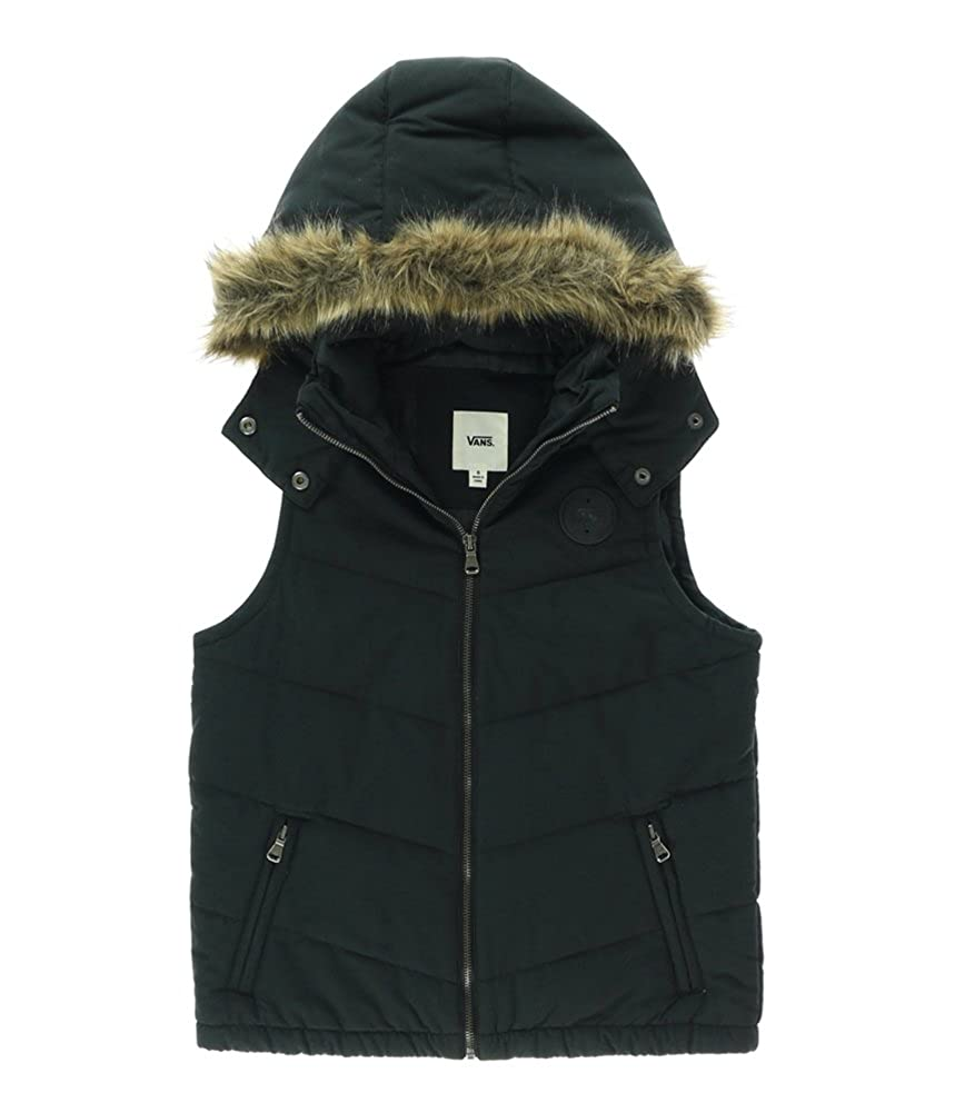 Vest Quilted Overwood Insulation Women Vans Eco f67ygb