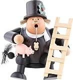 Chimney Sweep Lucky Chimney German Smoker SMK216X23