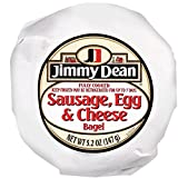 Jimmy Dean Sausage, Egg and Cheese Bagel