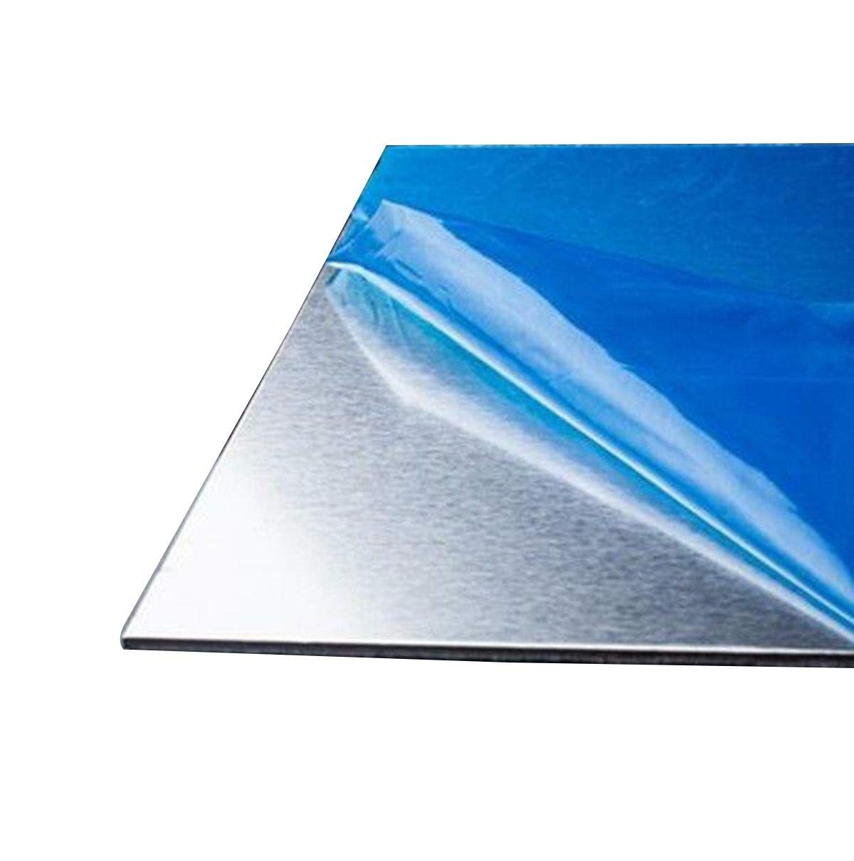 "5052 Aluminum Sheet Metal Plate 9.84/"" 9.84/"" x 250mm US Stock 5mm x 250mm"