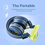POWMEE M1 Kids Headphones Wired Headphone for