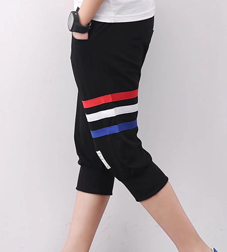 Wxian Boys Sport Running Knitted Shorts