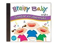 ¡Los bebés aman la musica! Disfruta con tu bebé de esta maravillosa experiencia. La recopilación de música de Brainy Baby estimula las redes neuronales del cerebro con lo que tu pequeño incrementará su potencial de aprendizaje. All the Origin...