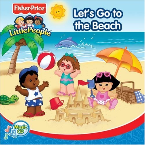 Fisher Price Little People: Let's Go to the Beach (People Shop)