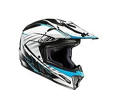 HJC CL-XY II Blaze Youth Motocross Helmet S Black CXY2BBS MC5