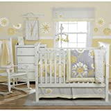 BananaFish MiGi Sweet Sunshine 4 pc Crib Set