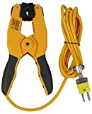 types of pipes - UEI Test Instruments ATTPC3 K-Type Pipe Clamp Probe (grip style)