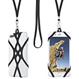 Cell Phone Lanyard Strap, Gear Beast Web Universal Smartphone Case Cover Holder Lanyard Necklace Wrist Strap For iPhone X 8 7 6S 6 Plus Galaxy S8 Plus S7 S6 Edge Note 8 5 4 Jitterbug Smart and More