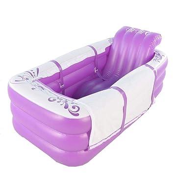 PROMISE-YZ Bañera de hidromasaje independiente con bañera ...