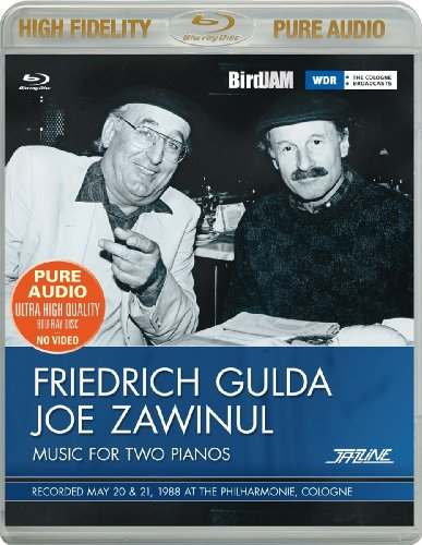 Blu-ray Audio : Joe Zawinul - Music for Two Pianos