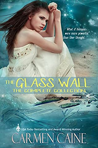 book cover of The Glass Wall Collection