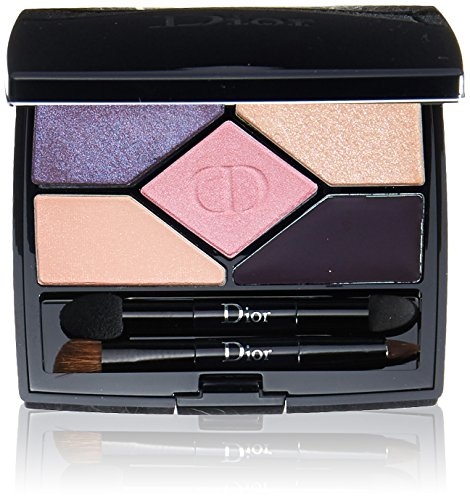 Christian Dior 5 Couleurs Designer All-in-one Professional Eye Palette, 808/Purple, 0.2 - Dior Designer