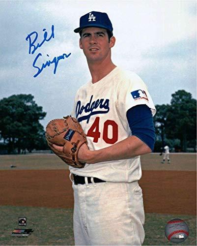 Autographed Singer Photograph - 8X10 Pose COA - Autographed MLB Photos