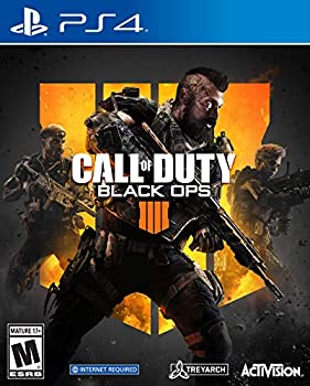 Call of Duty: Black Ops 4 Standard Edition for PS4 or Xbox One